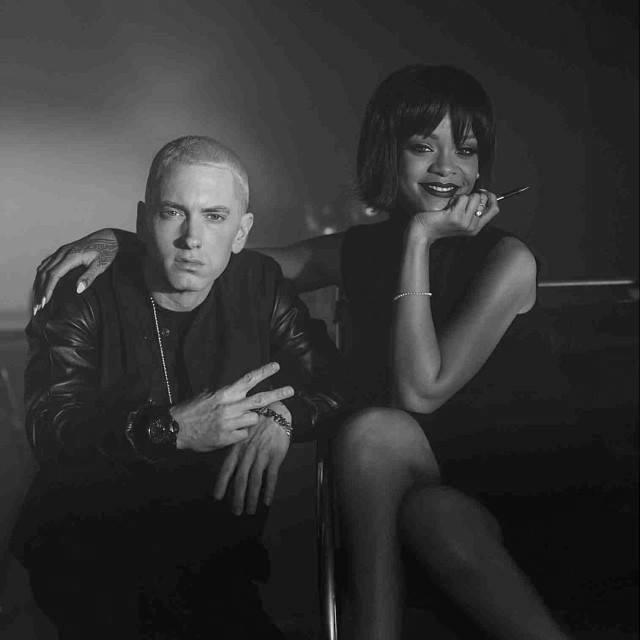 Eminem и Rihanna
