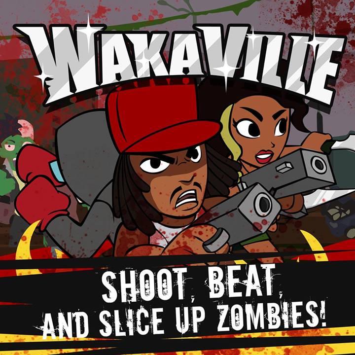 Игра от Waka Flocka